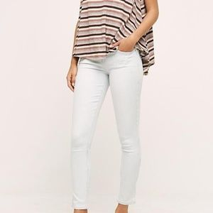 Anthropologie Level 99 Jeans Liza Low Rise Skinny